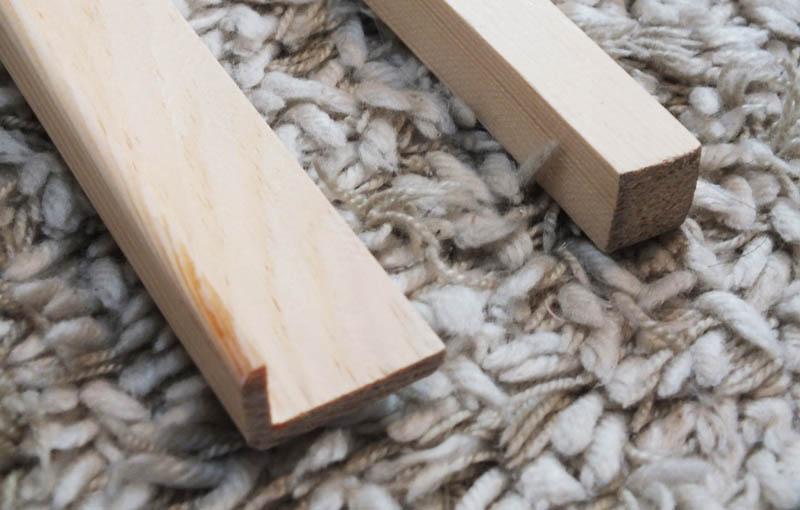 Profil Holzleiste