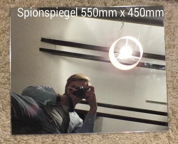 Spionspiegel für Magic Mirror